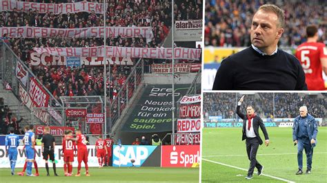 Official tsg hoffenheim instagram account 🔵⚪️ 🎵 tiktok: Bizarre scenes as Bayern & Hoffenheim players pass to each ...