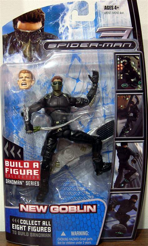 goblin build figure sandman series