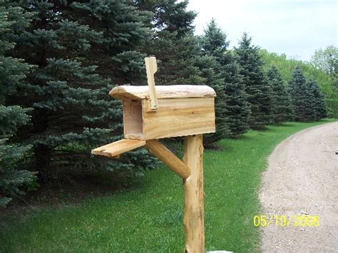 Very Unique Northern White Cedar Log Mailbox With Cedar Log Post Diy Furniture Overlays Lounge Chair Mirror Tv Catch Can Stroller Liner Costume Wig Fashion Blog Kitchen Design