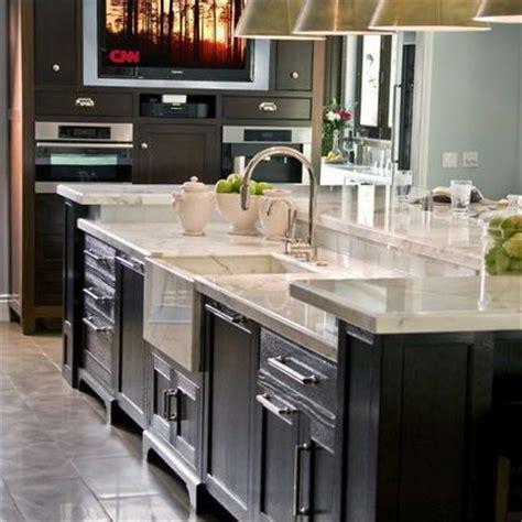multi level kitchen island multi level kitchen island design kitchens