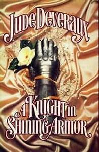 Sav U0026 39 S Book Club  A Knight In Shining Armor By Jude Deveraux