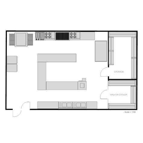 kitchen design floor plans restaurant kitchen floor plan