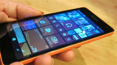 lumia 535 smartphone review windows phone s brilliant budget bullet