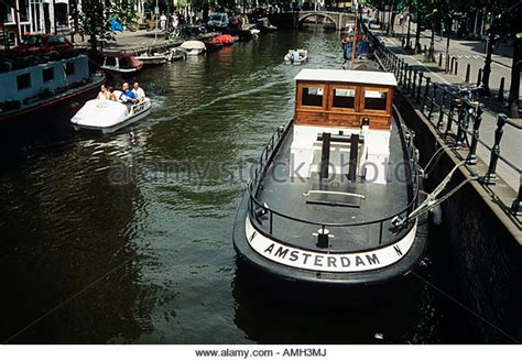 Pedal Boat Groningen by Boats Moored Canals Stock Photos Boats Moored