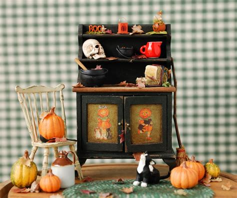 Innovative Halloween Kitchen Decorating Ideas To Pop Up
