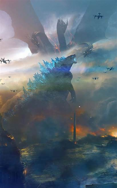 Godzilla Monsters King Resolution Published Wallpapers