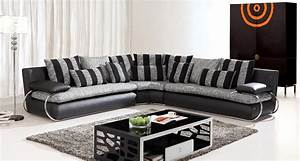 Canapé Haut De Gamme Tissu : canape d 39 angle haut de gamme tissus ~ Premium-room.com Idées de Décoration