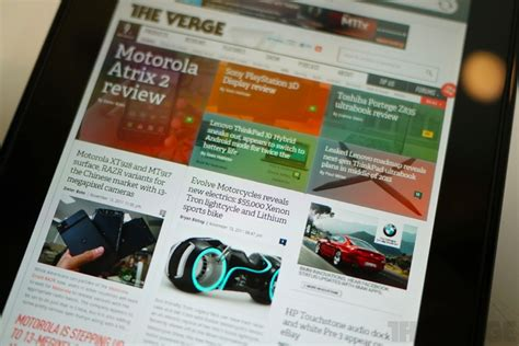 color e ink is planning a 6 inch color e reader the verge