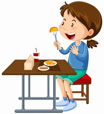 Eating Clipart Comiendo Dining Cantine Canteen Cantina