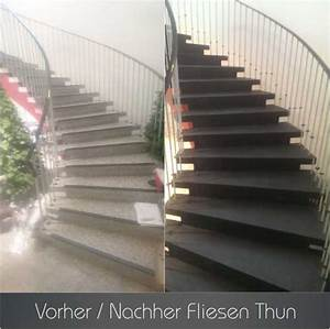 Offene Treppe Schließen Vorher Nachher : steinteppich treppe steinteppich in nrw ~ Buech-reservation.com Haus und Dekorationen