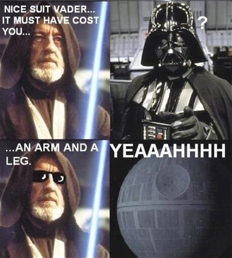 Funny Star Wars Memes - funny star wars oh my world