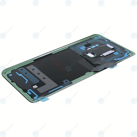 galaxy s9 duos samsung galaxy s9 plus duos sm g965fd battery cover coral blue gh82 15660d