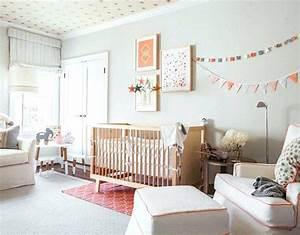 Decoration de chambre de bebe deco pour chambre bebe a for Canapé convertible scandinave pour noël decoration chambre bebe fille originale