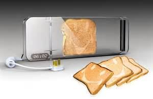 design toaster 10 transparent toasters to ensure you never burn your toast again homecrux