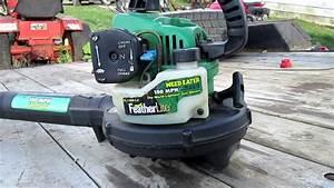 Leaf Blower Fuel Line Repair