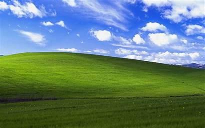 Xp Windows Bliss Hill Grass Nature Sky