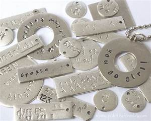 264 best images about metal stamping ideas on pinterest With how to stamp metal with letters