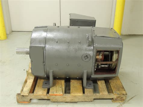 General Electric Dc Motors by Rblt General Electric Kinamatic Direct Current Dc Motor