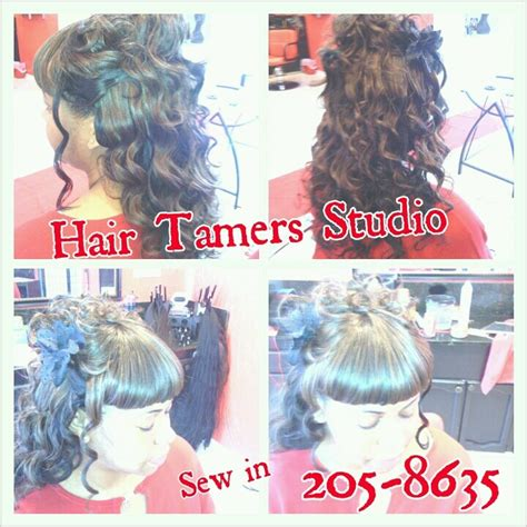 Pull Up Sew In Hairstyles by Sew In Weave Weaves Are Us Pull Up Sew In Growth