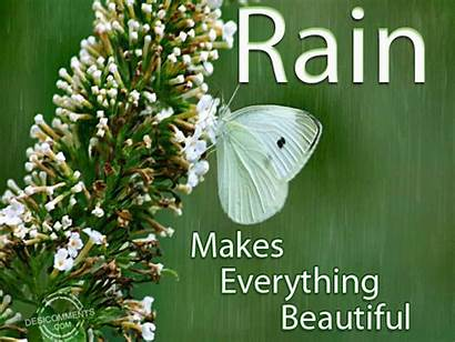 Rainy Rain Barish Makes Poetry Happy Animated