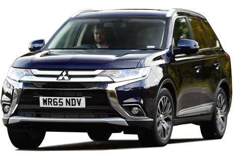 mitsubishi outlander sports utility vehicle    gx