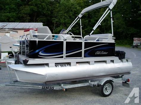 Small Electric Boats For Sale by Compact Electric Pontoon Boat For Sale In Rexford New