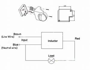 Buy Outdoor 180 Degree Security Pir Motion Sensor Detector