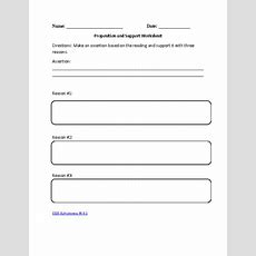 8th Grade Common Core  Writing Worksheets