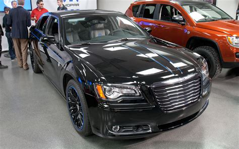 mopar for more cars new packages for 2012 chrysler 300 fiat 500 2013 dodge dart