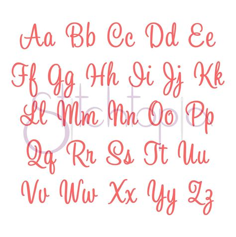 charlotte embroidery font set      stitchtopia