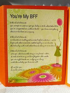 Best Friend Birthday Gifts: BFF Help from Captured Wishes!