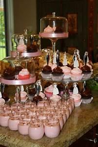 bridal shower desserts my parties pinterest With wedding shower desserts