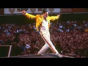 Freddie Mercury [Pose Shots] - YouTube