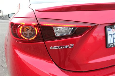 Mazda3 At Light by 2015 Mazda3 Grand Touring Review Digital Trends