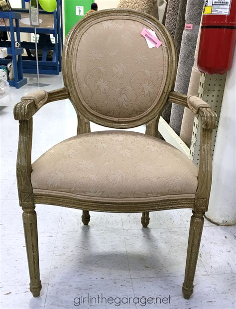 chair reupholstery the anything but boring chair my first big reupholstery redo themed furniture makeover girl