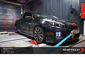 Kia Pro Cee D Gt : kia pro cee 39 d gt tuned to almost 250 hp by shiftech autoevolution ~ Medecine-chirurgie-esthetiques.com Avis de Voitures