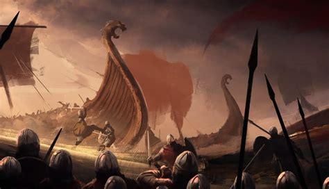 total war saga thrones  britannia guide   vikings