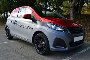 Peugeot 108 Style : peugeot 108 wrapped reforma style wrapped 108 peugeot vehicle wraps by reforma ~ Gottalentnigeria.com Avis de Voitures