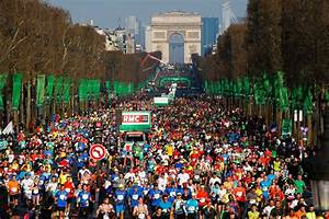 2018 巴黎马拉松 Paris Marathon-CHINARUN玩比赛