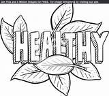 Coloring Healthy Health Drawing Related Medical Kaplan Habits Getcolorings Anatomy 4th Sketch Printable Getdrawings Answers Colorings Neo Pag sketch template