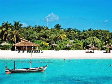 Best Price On Reethi Beach Resort In Maldives Islands
