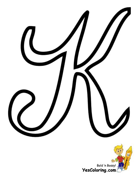 Letter Print by Alphabet Print Outs Cursive Alphabets Free Letters