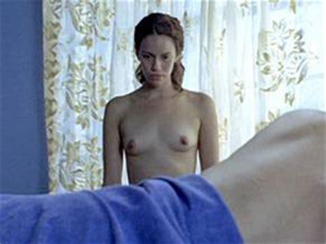 Fiona Glascott  nackt