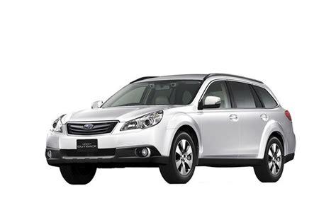 Subaru Outback Halı Bagaj Havuzu (2010-2014 Arası) En