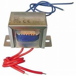 Transfo 220 12v : transformateur 230v 12v 1a achat vente transformateur 230v 12v 1a pas cher cdiscount ~ Dode.kayakingforconservation.com Idées de Décoration