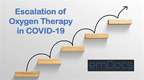 emDOCs.net – Emergency Medicine EducationCOVID-19: Oxygen ...