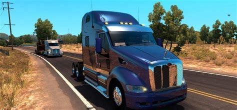 Peterbilt 387 Fixed For Ats  American Truck Simulator Mod