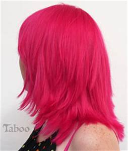 Image Gallery neon pink dye