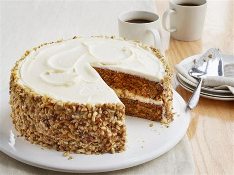 carrot cake  ginger cream cheese frosting recipe