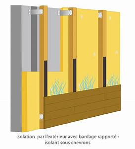 Isolation Extérieure Bardage : exemple devis isolation exterieure devis isolation ~ Premium-room.com Idées de Décoration
